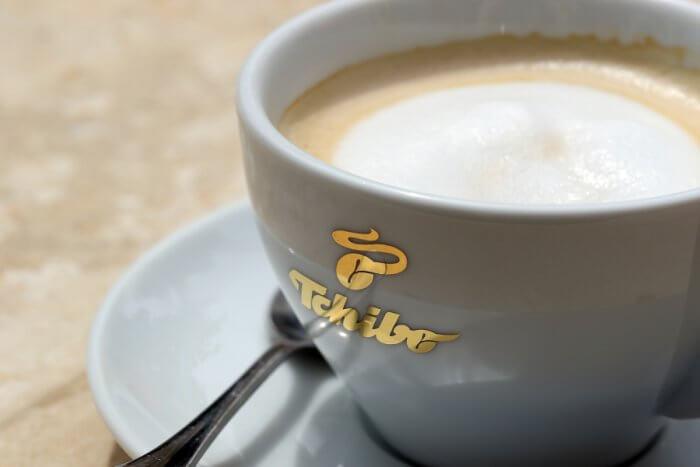 Ceasca de cafea Tchibo