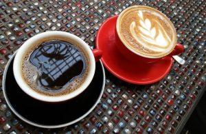 Difeite tipuri de cafea