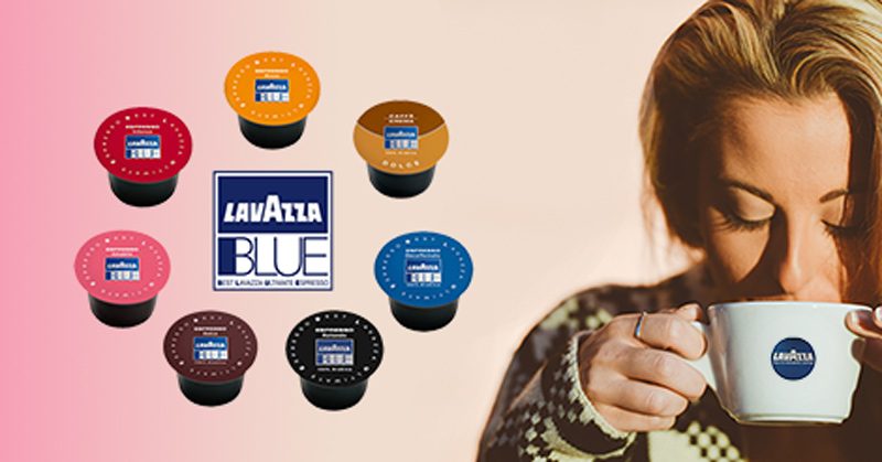 Alege capsulele Lavazza Blue in cunostinta de cauza
