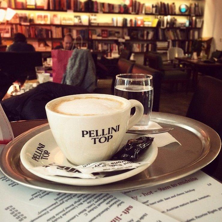 Cafea Pellini