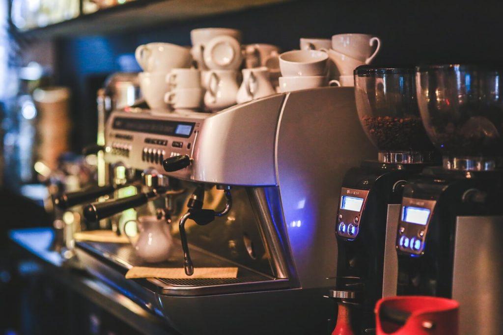Espressoare de cafea Lavazza