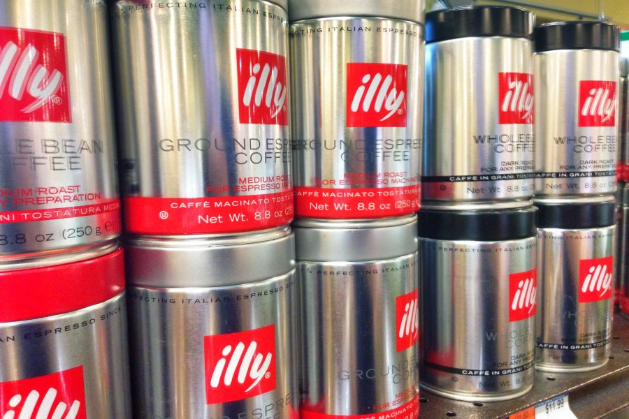 cafea illy