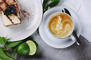 Prajitura pe baza de cafea instant