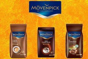 Cafea boabe produsa de Darboven Movenpick