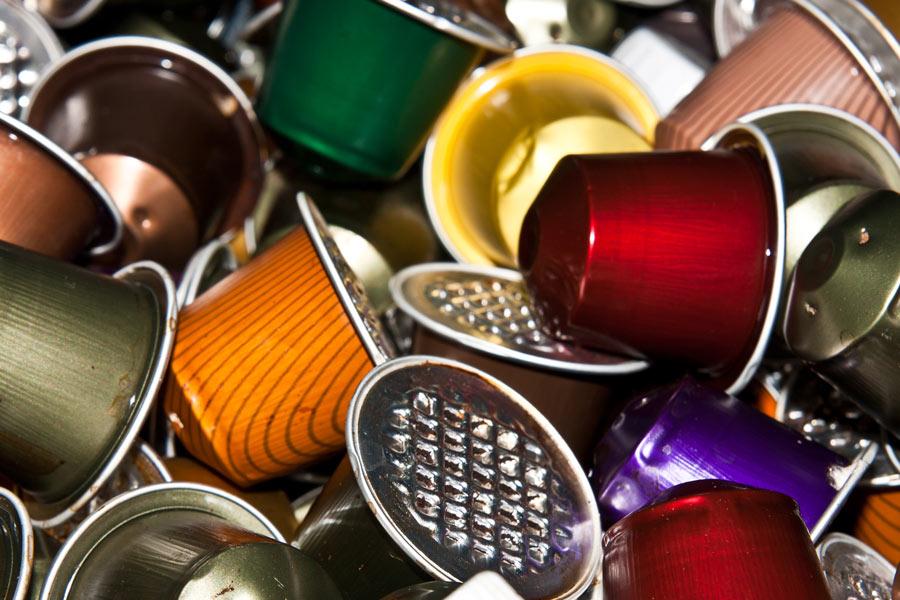 Capsule de cafea compatibile cu diferite sisteme