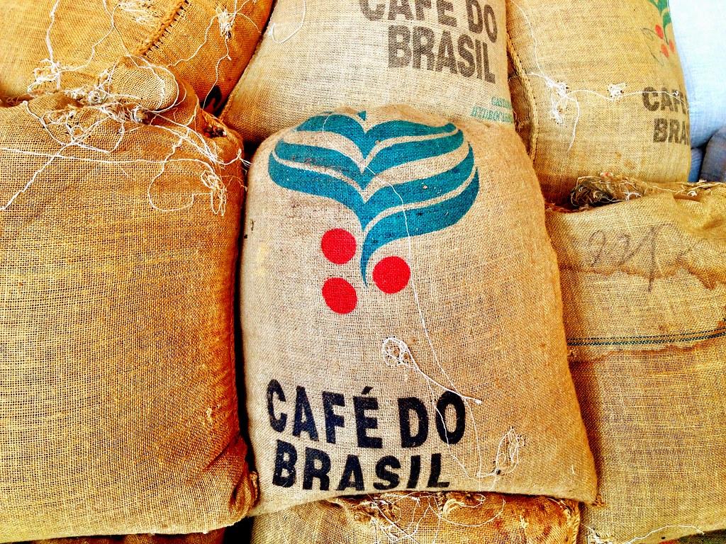 cafea din brazilia