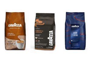 Tipuri de cafea Lavazza Crema e Aroma