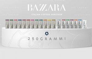 Bazzara cafea boabe 250g diferite sortimente