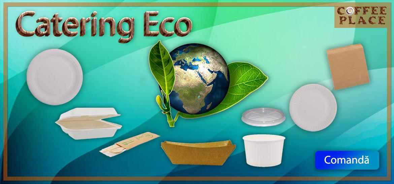 O noua categorie pe CoffeePlace, produse ecologice de catering.