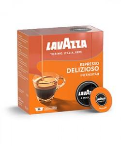 Lavazza a Modo Mio Delizioso 36 capsule cafea