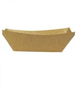 Barcute carton natur 250 buc./set