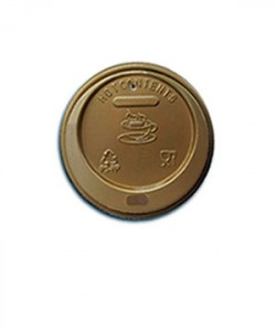 Capace pahare 12/14 oz (set 100 buc.) AURII