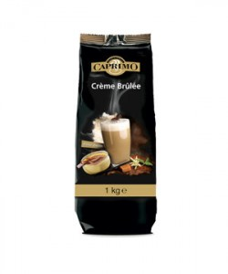 Caprimo Creme Brulee cappuccino 1kg