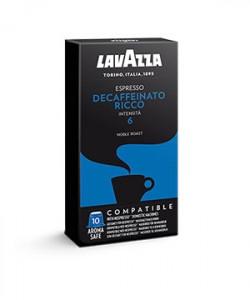 Lavazza Nespresso Decaf Ricco 10 capsule cafea