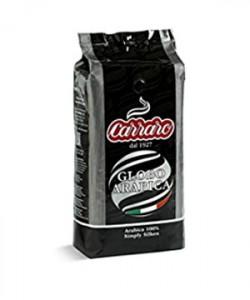 Carraro Globo Arabica cafea boabe 1kg