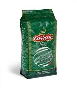 Carraro Globo Verde cafea boabe 1kg