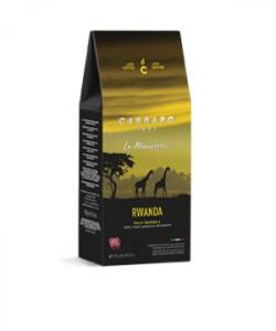 Carraro Rwanda cafea macinata 250g