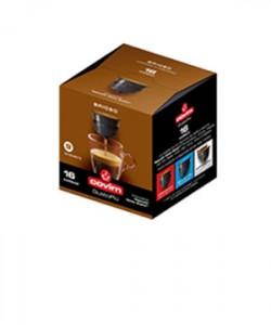 Covim Brioso 16 capsule cafea compatibile Dolce Gusto