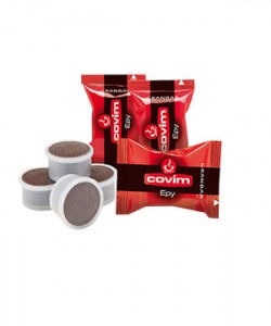 Covim Granbar Espresso Point 100 capsule cafea