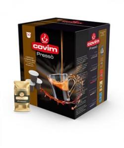 Covim Gold Arabica 50 capsule cafea compatibile Nespresso