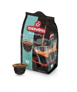 Covim Orocrema 16 capsule cafea compatibile Dolce Gusto
