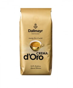 Dallmayr Crema d'Oro cafea boabe 1kg
