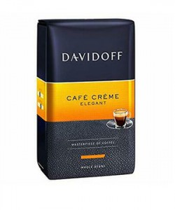 Davidoff Caffe Creme Elegant cafea boabe 500g