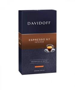 Davidoff Espresso 57 cafea macinata 250g