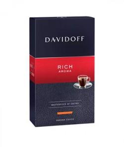 Davidoff Rich Aroma cafea macinata 250 g