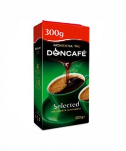 Doncafe Selected cafea macinata 300g
