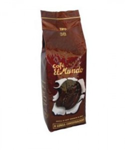 El Mundo 3B cafea boabe 1kg