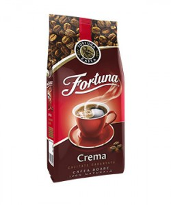 Fortuna Crema cafea boabe 1kg
