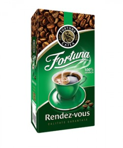 Fortuna Rendez-Vous cafea macinata 250g