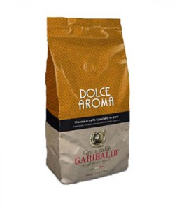 Garibaldi Dolce Aroma cafea boabe 1kg