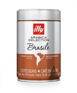 Illy Monoarabica Brazil cafea boabe 250g