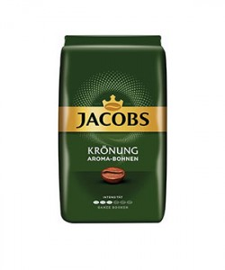 Jacobs Kronung cafea boabe 500g