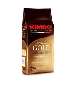 Kimbo Aroma Gold 100% Arabica cafea boabe 1kg