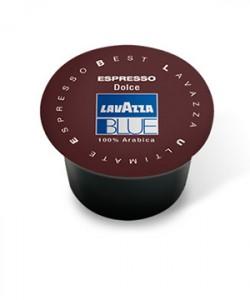 Lavazza Blue Espresso Dolce 100 capsule cafea