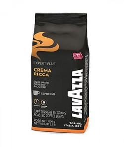 Lavazza Expert Crema Ricca cafea boabe 1kg