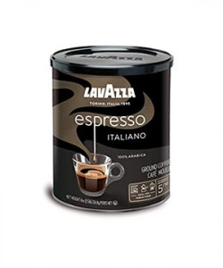 Lavazza Espresso Italiano cafea macinata cutie metalica 250g