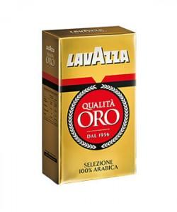 Lavazza Qualita Oro cafea macinata 250g