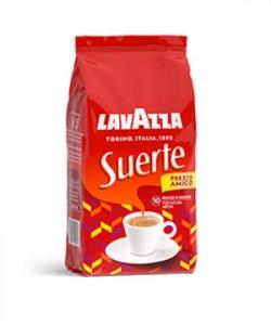 Lavazza Suerte cafea boabe 1kg