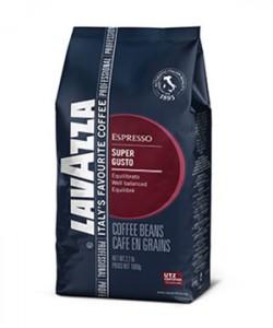 Lavazza Super Gusto cafea boabe 1kg
