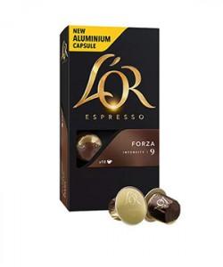 L'Or Forza 10 capsule cafea compatibile Nespresso