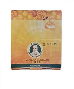 Miere Poliflora Mos Costache 50 plicuri X 15g