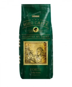 Miro Caffe Forte cafea boabe 1kg