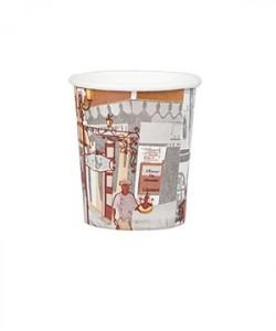 Pahare carton 3 oz City (set 100 buc.)