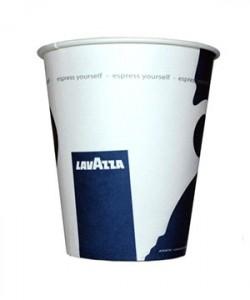 Pahare Lavazza 8 oz (set 50 buc.)