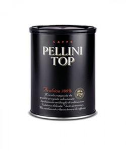 Pellini Top 100% Arabica cafea macinata 250g