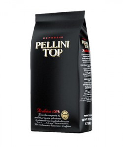 Pellini Top cafea boabe 100% Arabica 1kg